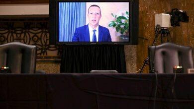 Photo of الكونغرس غاضب من إجابات عمالقة التكنولوجيا بشأن المعلومات المضللة