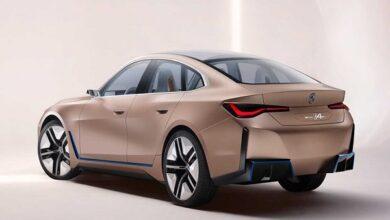 Photo of BMW تكشف النقاب عن سيارة i4 الكهربائية