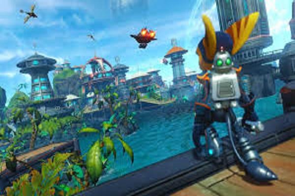 لعبة Ratchet And Clank متاحة مجاناً طوال مارس لمستخدمي منصة PS