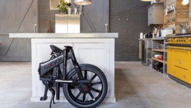 Photo of شركة Gocycle تكشف عن الدراجات الكهربائية