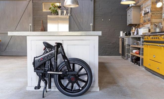 شركة Gocycle تكشف عن الدراجات الكهربائية