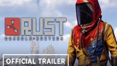 Photo of لعبة Rust قادمة إلى الكونسول خلال ربيع هذا العام !