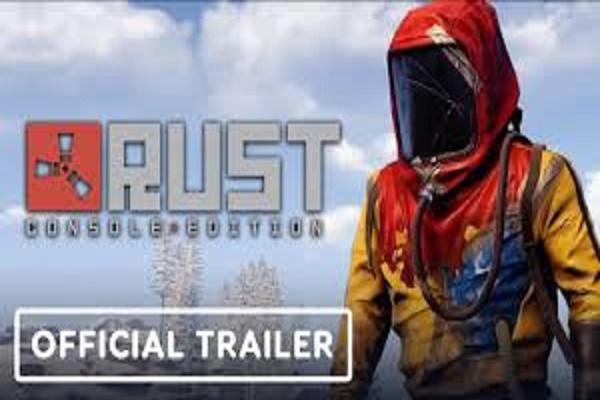 لعبة Rust قادمة إلى الكونسول خلال ربيع هذا العام !