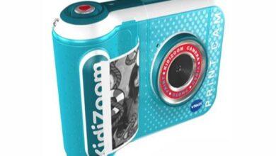 Photo of كاميرا KidiZoom PrintCam للأطفال تطبع الصور