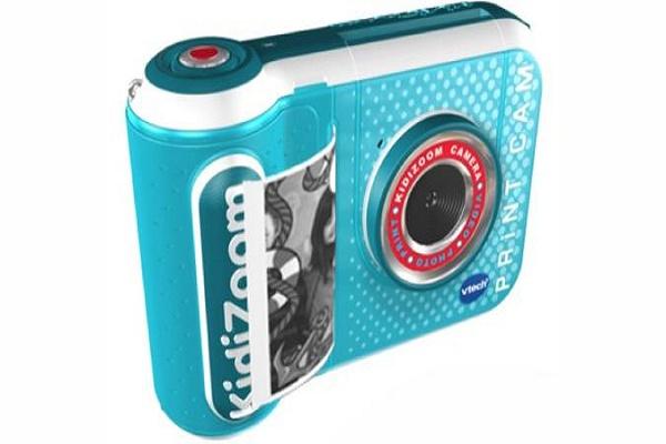 كاميرا KidiZoom PrintCam للأطفال تطبع الصور