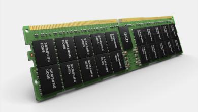 Photo of سامسونج تطور وحدات ذاكرة DDR5 بسعة 512 جيجابايت