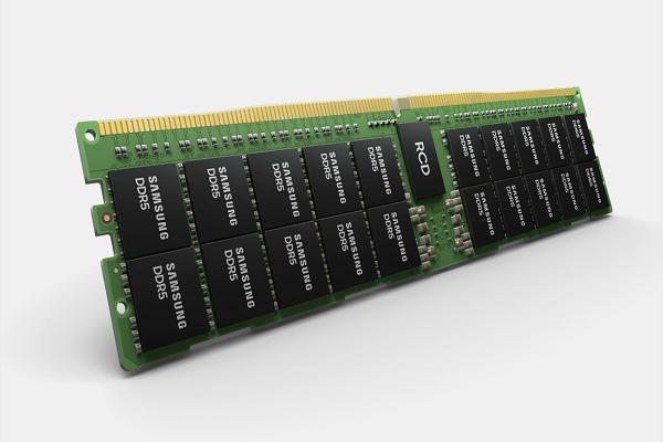 سامسونج تطور وحدات ذاكرة DDR5 بسعة 512 جيجابايت