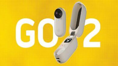 Photo of كاميرا Insta360 Go 2 بحجم إبهامك للتصوير دون أي عائق