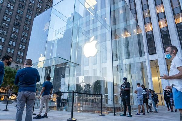 شركة Apple تعتزم استثمار 1.2 مليار دولار في ألمانيا خلال 3 سنوات