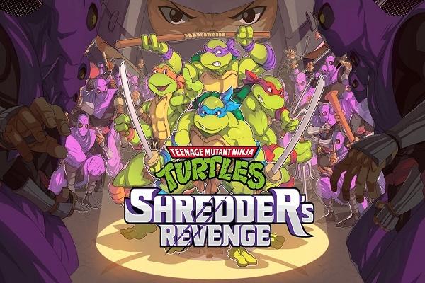 عودة حميدة لسلاحف النينجا بلعبة TMNT Shredder's Revenge