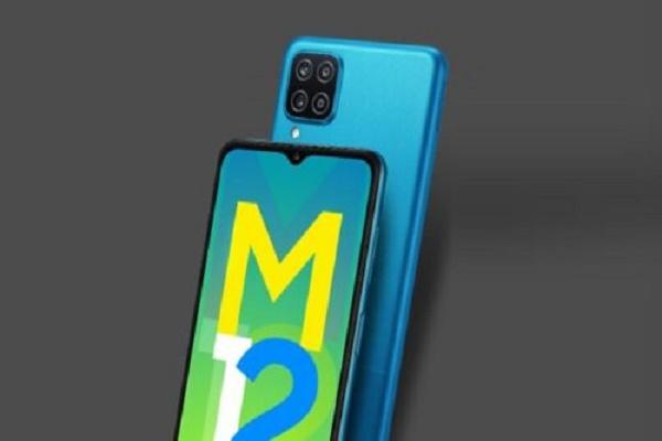 سامسونج تكشف عن هاتف جالكسي M12