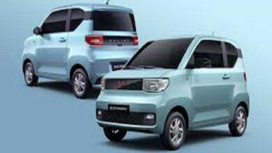 Photo of Hong Guang Mini أفضل سيارة كهربائية مبيعًا في العالم