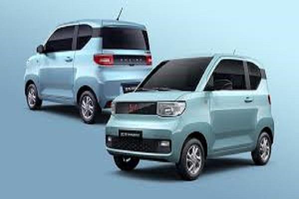 Hong Guang Mini أفضل سيارة كهربائية مبيعًا في العالم