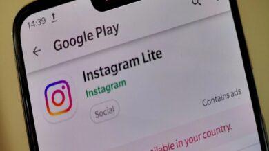 Photo of فيسبوك تطلق إنستغرام لايت في 170 دولة تعاني من ضعف الانترنت