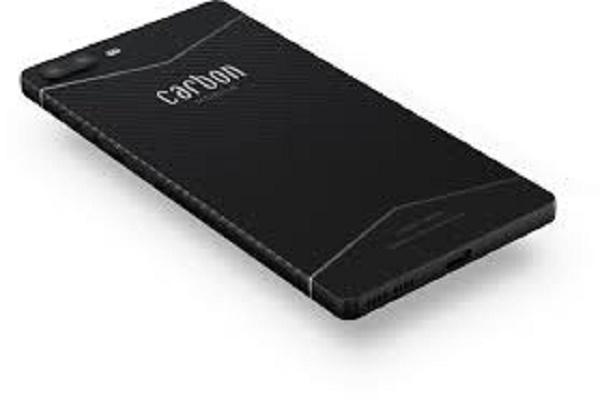 Carbon 1 MK II .. أول هاتف في العالم من ألياف الكربون