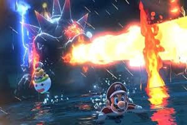 لعبة Super Mario 3D World + Bowsers Fury تتصدر مبيعات المملكة المتحدة