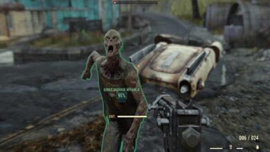 Photo of لعبة Fallout 76 من أكثر الألعاب التي يتم لعبها على منصة XBOX !