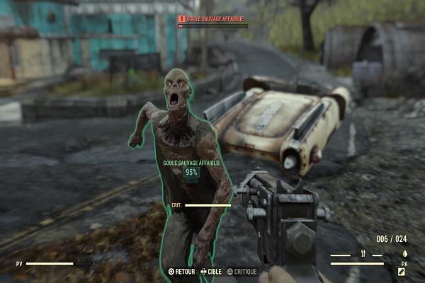 لعبة Fallout 76 من أكثر الألعاب التي يتم لعبها على منصة XBOX !