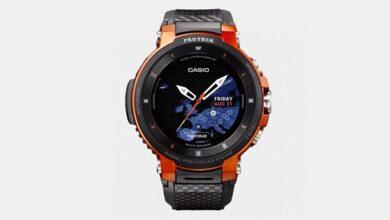 Photo of كاسيو تكشف عن ساعة G-Shock الذكية مع Wear OS