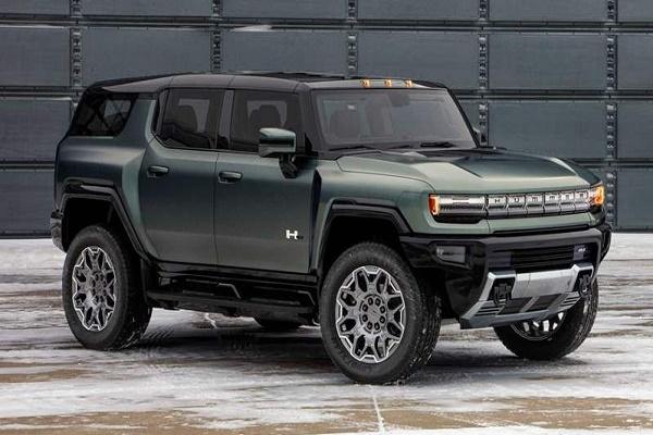 Hummer تكشف عن سيارة كهربائية جديدة