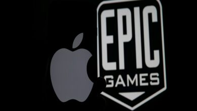 Photo of شركة Epic Games تشكو آبل في بريطانيا وتتهمها بانتهاك قواعد المنافسة