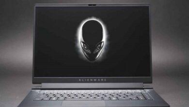 Photo of Alienware تكشف عن حاسب محمول للألعاب بمعالج AMD