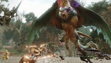 Photo of لعبة Monster Hunter Rise تتصدر مبيعات الألعاب في اليابان