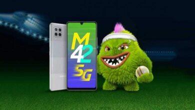 Photo of سامسونج تكشف عن هاتف Galaxy M42 5G