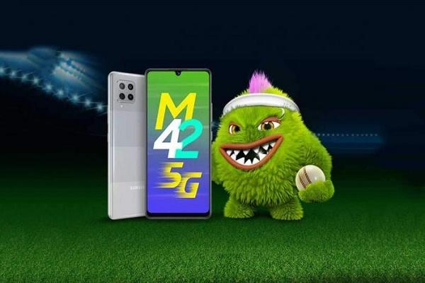 سامسونج تكشف عن هاتف Galaxy M42 5G