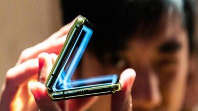 Photo of جوجل تعمل على هاتف قابل للطي وتسجل براءة اختراع رسميًا