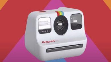Photo of كاميرا Polaroid Go الفورية التناظرية الأصغر حتى الآن