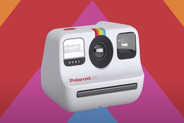 كاميرا Polaroid Go الفورية التناظرية الأصغر حتى الآن