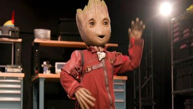 Photo of أحدث روبوت من ديزني يجلب Groot إلى الحياة