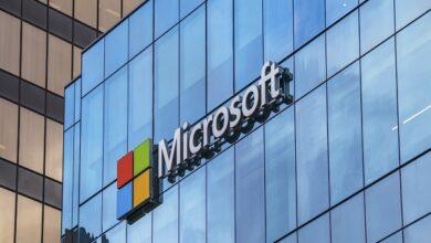 Photo of أرباح مايكروسوفت ترتفع 43% خلال الربع الثالث من العام وتسجل 15.45 مليار دولار