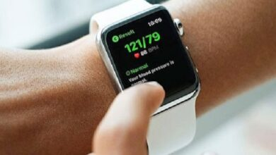 Photo of ساعة ابل قد تتمكن من قياس ضغط الدم مستقبلاً!