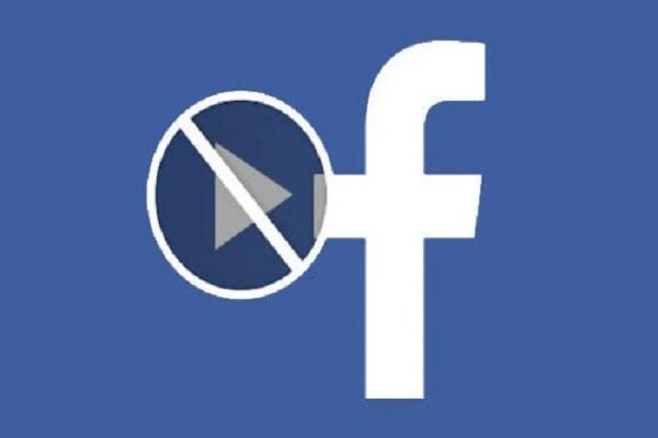 إيقاف التشغيل التلقائي للفيديو في الفيسبوك