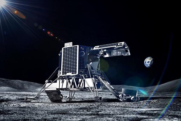 الإمارات تغزو القمر بعد المريخ