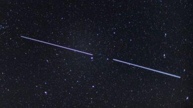 Photo of أقمار OneWeb و SpaceX تفادت الاصطدام في المدار