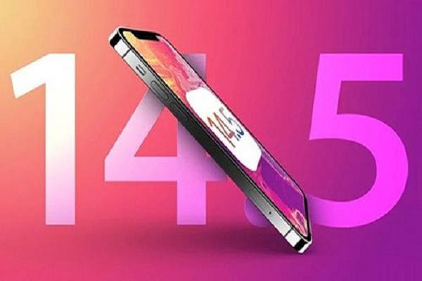 إطلاق تحديث iOS 14.5 و iPadOS 14.5