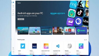 Photo of مايكروسوفت تدعم تطبيقات الاندرويد على نظام ويندوز 11