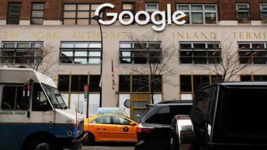 Photo of عشرات الولايات الأميركية تقاضي غوغل إثر مخاوف حول مكافحة الاحتكار
