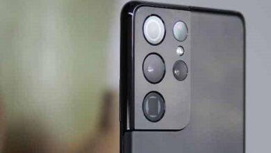 Photo of قد لا يأتي Galaxy S22 بكاميرا بدقة 200 ميجابكسل
