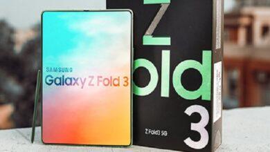 Photo of تسريبات جديدة تكشف مواصفات هاتف سامسونج جالاكسي Galaxy Z Fold 3