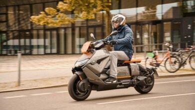 Photo of بي إم دبليو تصنع الدراجة الكهربائية CE 04